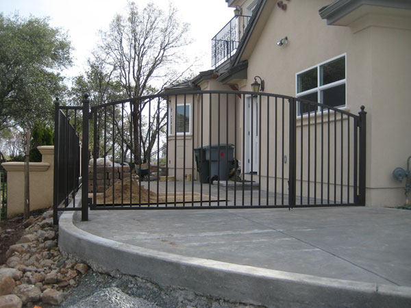Wrought Iron Gates Carlsbad Driveway Gates Carlsbad