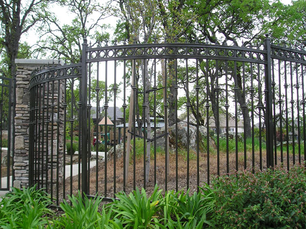 Ornamental Iron Fence Carlsbad