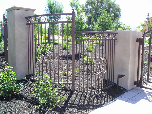 Ornamental Wrought Iron Fence Carlsbad