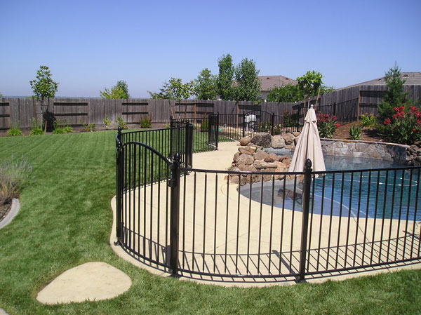 Iron gates carlsbad fence railings
