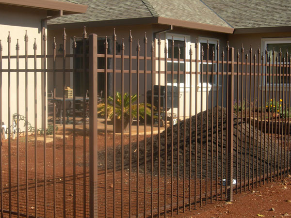 Iron Fence Carlsbad Commercial Fence Security Fence